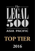 Legal500 2016